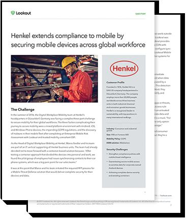 Henkel: Building a Winning Culture - Harvard Business Review