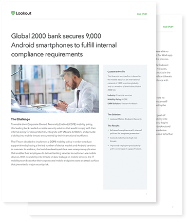 Global 2000 Case Study