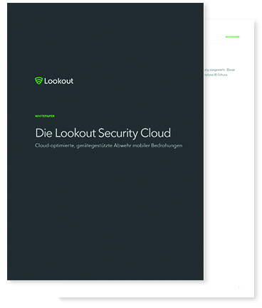 Die Lookout Security Cloud – Whitepaper